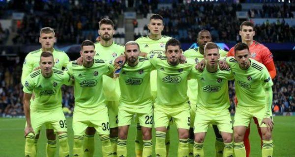 Champions League. Shakhtar - Dynamo Zagreb. 22.10.2019